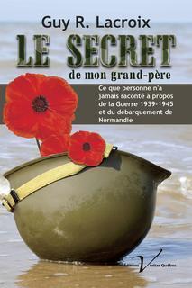 Couverture du livre : Le secret de mon grand-père