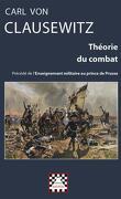 Théorie du Combat. Enseignement militaire au prince de Prusse