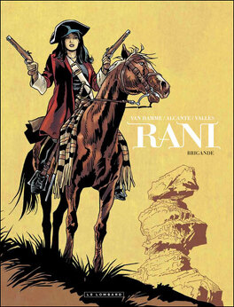Couverture du livre : Rani, Tome 2 : Brigande