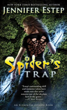 Couverture du livre : L'Exécutrice, Tome 13 : Spider's Trap