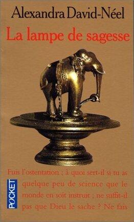 Couverture du livre : La Lampe de sagesse