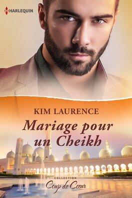 Couverture du livre : Mariage pour un cheikh