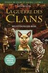 couverture La Guerre des Clans - Etoile du Tigre et Sacha, Livre I : Seule dans les bois