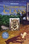 couverture La Guerre des Clans - Etoile du Tigre et Sacha, Livre II : En fuite !