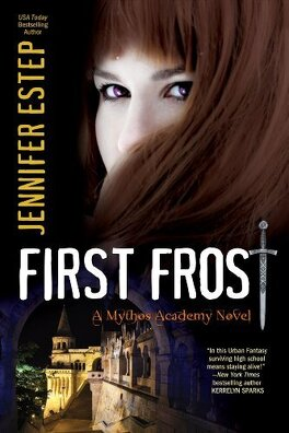 Couverture du livre : Mythos Academy, Tome 0,5 : First Frost