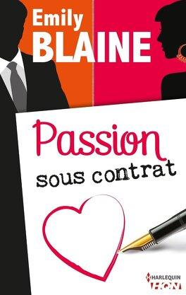 Couverture du livre : Passion sous contrat