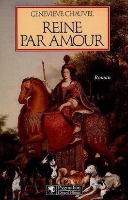 Couverture du livre : Reine par amour