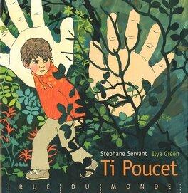 Couverture du livre : Ti Poucet