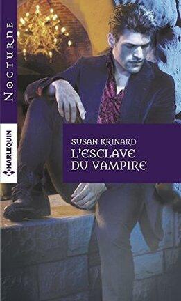Couverture du livre : L'Esclave du vampire
