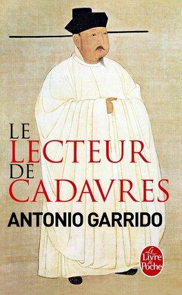 Couverture du livre : Le Lecteur de cadavres