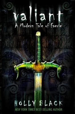 Couverture du livre : Modern Faerie Tale, tome 2 : Valiant