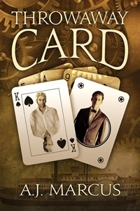 Couverture du livre : Throwaway Card