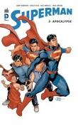 Superman Tome 3 Apocalypse