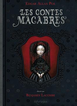 Couverture du livre : Les Contes macabres