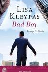 couverture La saga des Travis, Tome 2 : Bad boy
