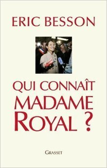 Couverture du livre : qui connait madame Royal