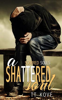 Couverture du livre : Scarred Souls, Tome 0.5 : A Shattered Soul
