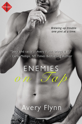 Couverture du livre : Sweet Salvation Brewery, Tome 1 : Enemies on Tap