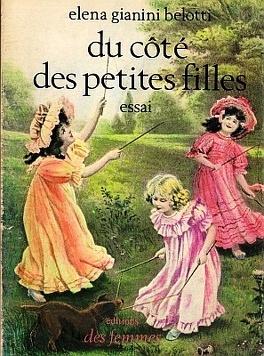 Couverture du livre : Du côté des petites filles