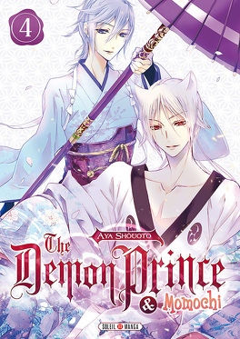 Couverture du livre : The Demon Prince and Momochi, Tome 4
