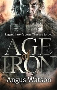 Couverture du livre : Iron Age, Tome 1 : Age of Iron