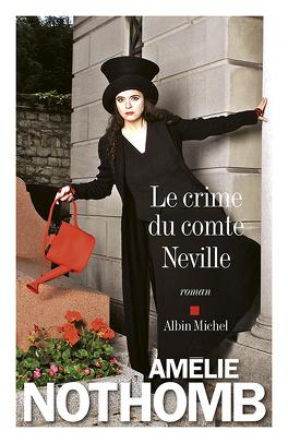 Couverture du livre : Le Crime du comte Neville