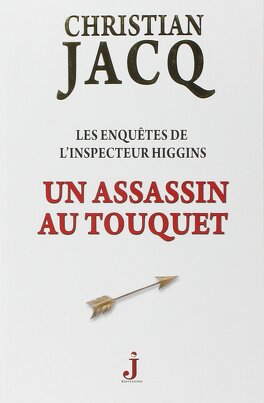 Couverture du livre : Les Enquêtes de l'inspecteur Higgins, Tome 17 : Un assassin au Touquet