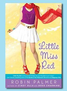 Couverture du livre : Little Miss Red