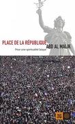 Place de la République, pour une spiritualité laïque