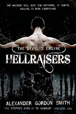 Couverture du livre : The Devil's Engine, Tome 1 : Hellraisers