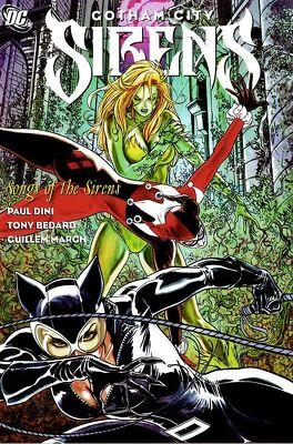 Couverture du livre : Gotham City Sirens