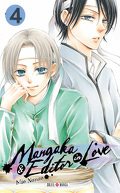 Mangaka & Editor in Love, tome 4