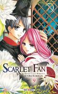 Scarlet Fan : A horror love romance, Tome 9
