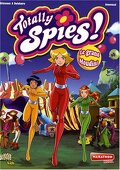 Totally spies - Le grand Moudini