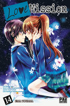 couverture Love Mission, Tome 14