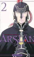 The Heroic Legend of Arslân, Tome 2
