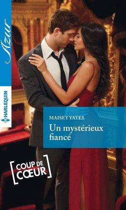 Couverture du livre : Un mystérieux fiancé