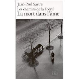 Couverture du livre : Les Chemins de la liberté, Tome 3 : La Mort dans l'âme