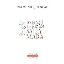 Couverture de Les oeuvres complètes de Sally Mara