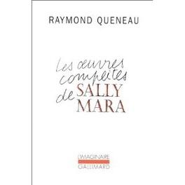 Couverture du livre : Les oeuvres complètes de Sally Mara