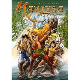 Couverture du livre : Marlysa : La jeunesse