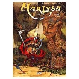 Couverture du livre : Marlysa, tome 3 : L'Autre Côté