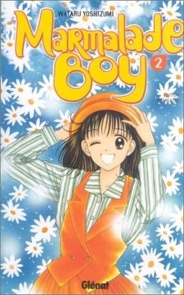 Couverture du livre : Marmalade boy tome 2