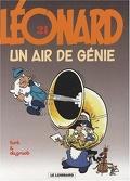 Léonard, tome 21 : Un air de génie