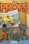 couverture Les Profs, tome 5 : Chute des cours