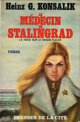 Couverture du livre : Le médecin de Stalingrad