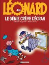 Léonard, tome 46 : Le génie crève l'écran