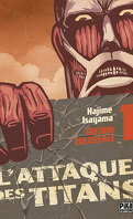 L'Attaque des Titans - Édition colossale, Tome 1