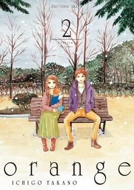Couverture du livre : Orange, Tome 2