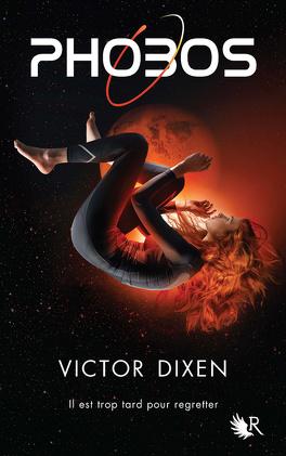 Couverture du livre : Phobos, Tome 1 : Les Éphémères